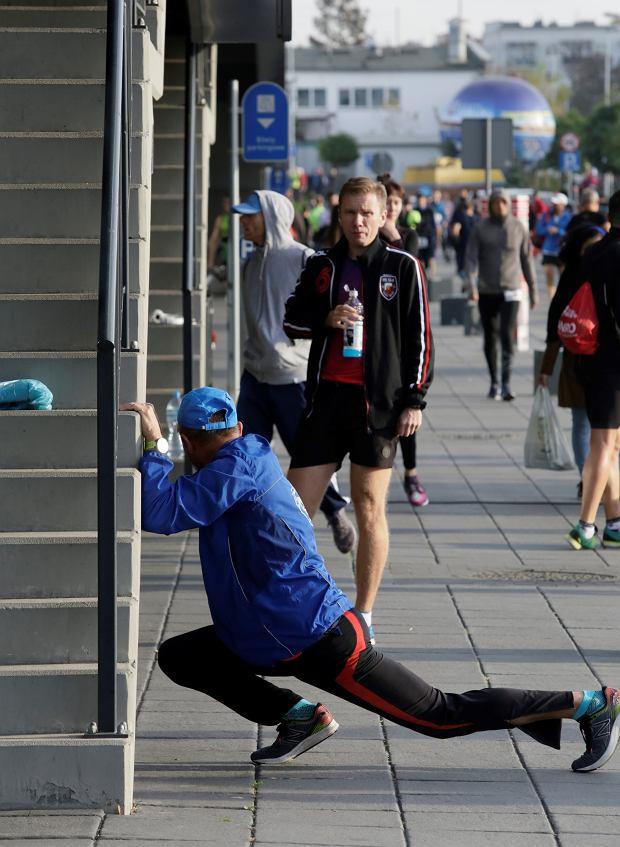 Zdjęcie numer 80 w galerii - Ponad 1200 biegaczy na starcie 37. Toruń Maraton, wygrał Łukasz Oskierko [ZDJĘCIA]