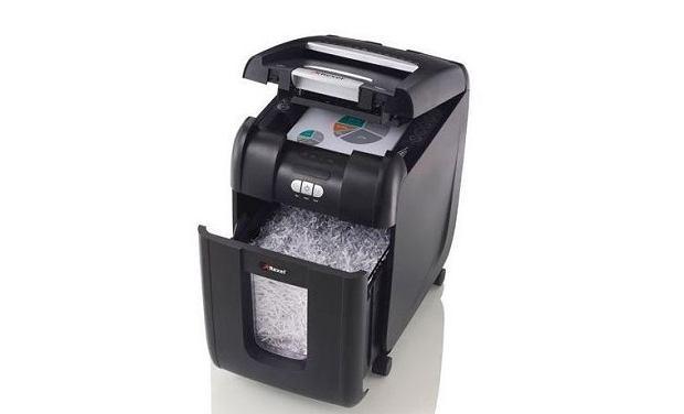 Rexel Auto+200x - niszczarka do większego biura