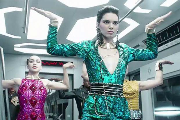 Balmain dla H&M - wideo reklamujące kolekcję