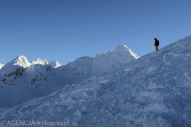 Zdjęcie numer 11 w galerii - Słońce, śnieg i szczyty. Piękna pogoda w Tatrach, zachwycające widoki