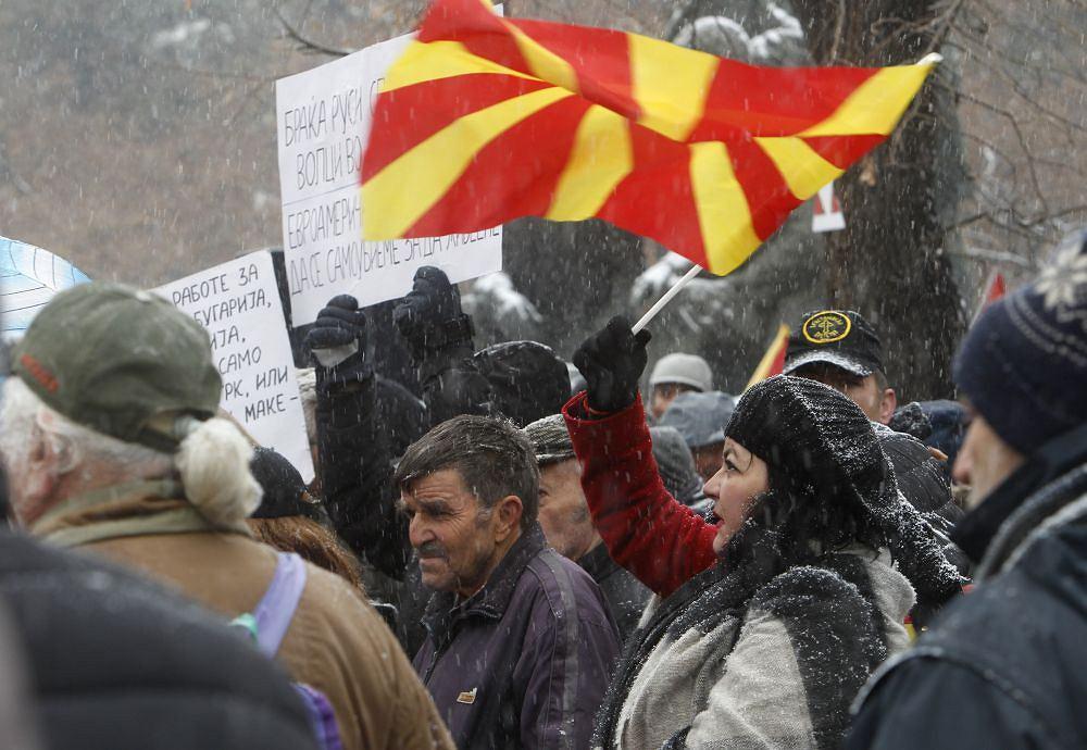 Macedonia Greece Name Dispute