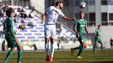 Radomiak - GKS Tychy 1:0, mecz prowadził Szymon Lizak