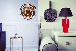 Najpiękniejsze lampy do mieszkania - wybór redakcji
