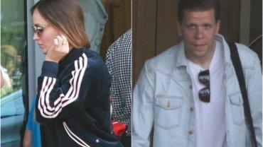 Wojciech Szczęsny w środę grał w Gdańsku w meczu towarzyszkim z Holandią, a towarzyszyła mu świeżo upieczona żona - Marina Łuczenko-Szczęsna. To była doskonała okazja, by zobaczyć, jak młoda para prezentuje się pierwszy raz po ślubie, jednak Szczęśni zrobili wszystko, by nikt nie zrobił im zdjęcia, na którym są razem.