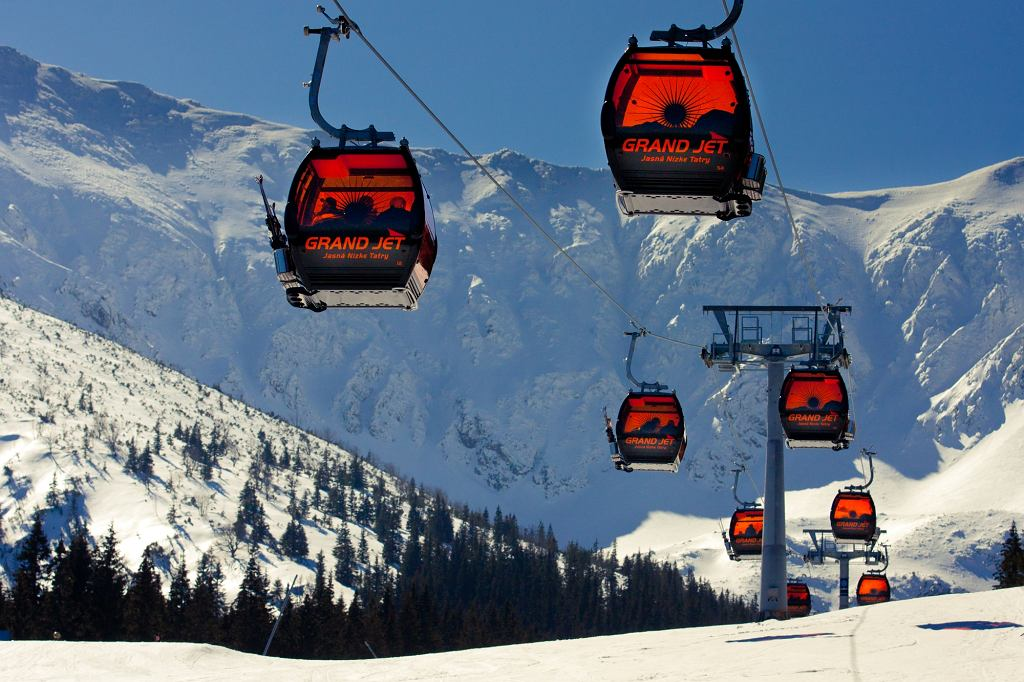 Zimowe atrakcje w Tatrach