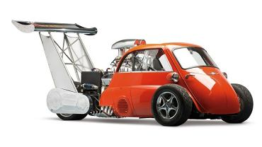 "BMW Isetta ""Whatta Drag"""