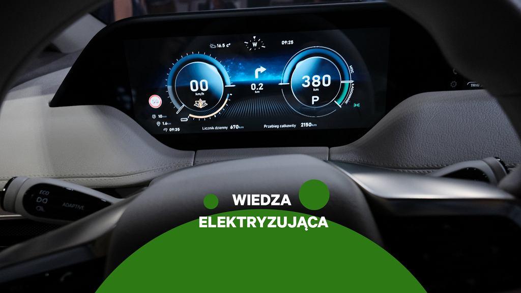 Nowy polski samochód elektryczny Izera