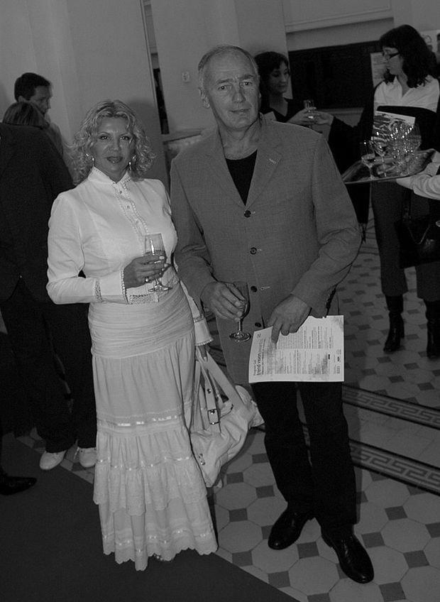 Karol i Irena Strasburger
