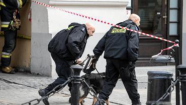 Alarm bombowy (zdjęcie ilustracyjne)