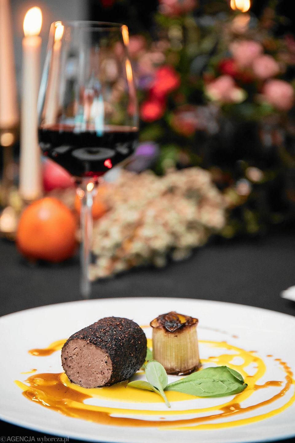 Zdjęcie numer 6 w galerii - Kaczka z toskańskimi ziołami, vermicelli z szałwią, szaszłyki ze ślimaków. Taką dietę wymyślił dla nas Leonardo da Vinci