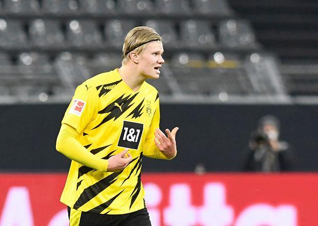 Haaland przebił nawet Lewandowskiego. Najlepszy wynik w historii Bundesligi