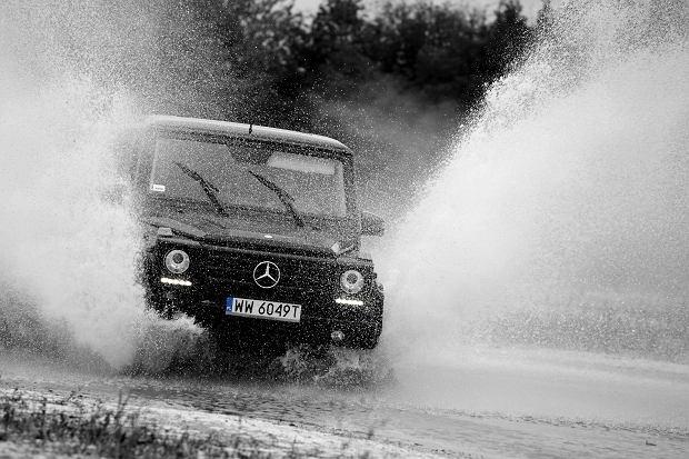 Mercedes G 350 BlueTEC