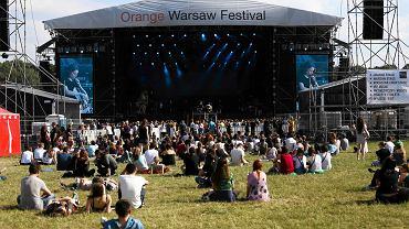 Trzeci dzień Orange Warsaw Festival 2015 na Służewcu