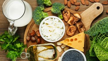 Wapń to jeden z ważniejszych pierwiastków dostarczanych organizmowi w codziennej diecie