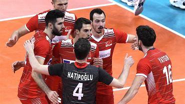 Serbia - Turcja, siatkówka, mistrzostwa Europy