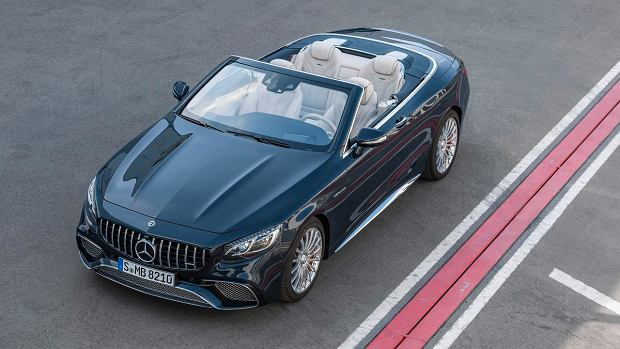 Mercedes-AMG S65 Cabriolet 2017