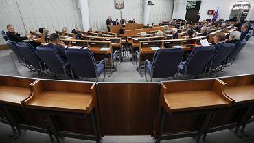 Posiedzenie senatu nad ustawą NBP, 1 lutego 2019