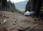 Chłopiec, który przeżył katastrofę kolejki w Alpach, porwany przez dziadka z Izraela [KORESPONDENCJA]
