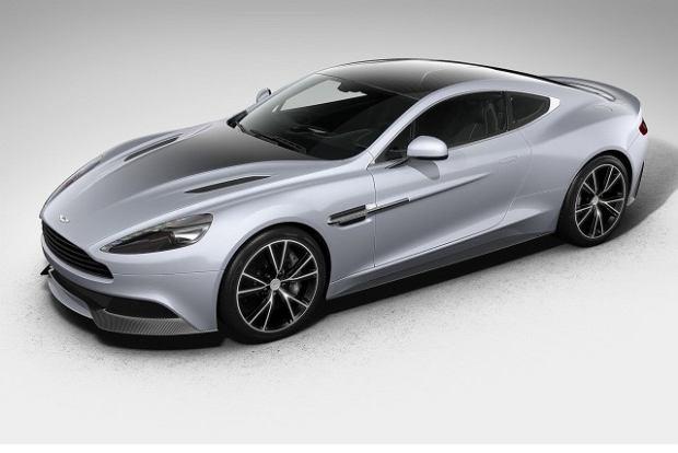 Aston Martin i urodzinowe modele