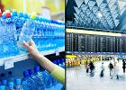 Na polskim lotnisku za wodę płaci się jak za szampana. UOKiK chce z tym skończyć