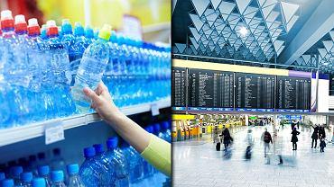 Woda na lotnisku (zdjęcie ilustracyjne)