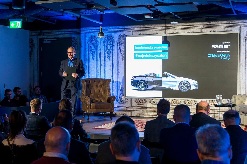 Auto Katalog - konferencja prasowa