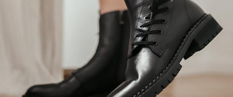 Modne i wygodne buty na jesień i zimę. Praktyczne botki i stylowe kozaki w super cenie!