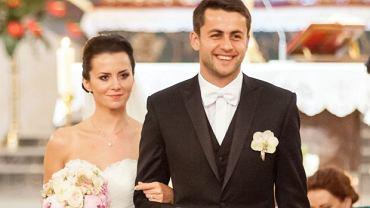 Łukasz Fabiański, Anna Grygier