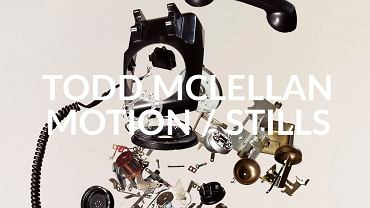 Todd McLellan żyje z fotografowania przedmiotów rozebranych na części