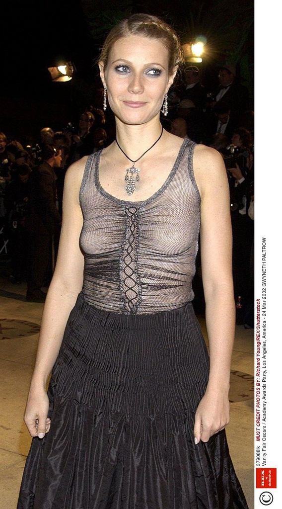 Gwyneth Paltrow - Oscary 2002