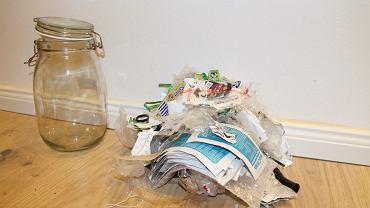Zakupy i przechowywanie zgodne z '0 waste living', zdjęcie z bloga Annemarie