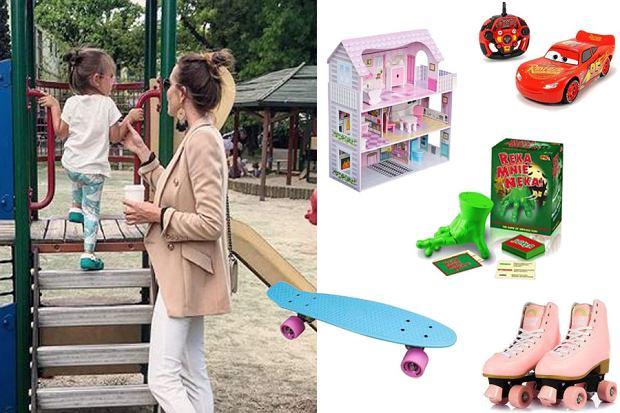 Kolaż, prezenty na dzień dziecka/Materiały partnera