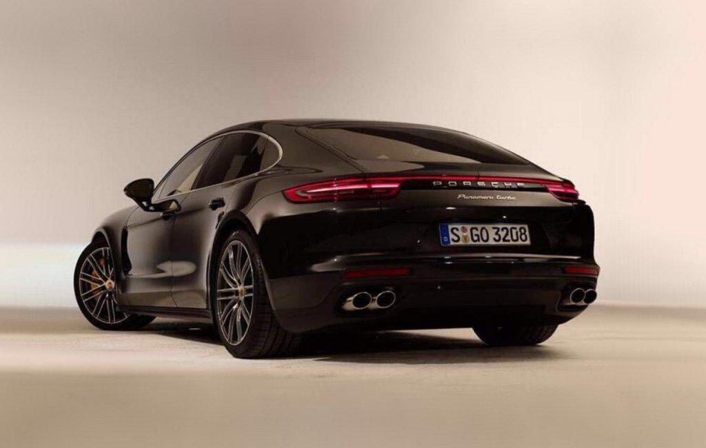 Przedpremierowy wyciek Porsche Panamera