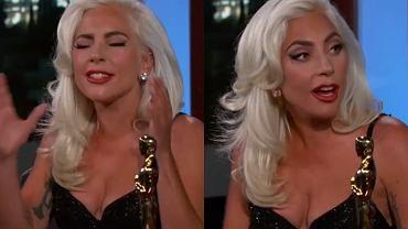 Lady Gaga u Jimmy'ego Kimmela