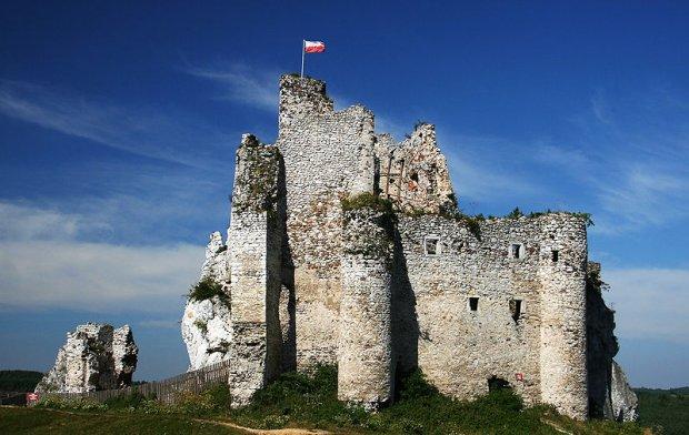 Zamek w Mirowie/ Fot. CC SA-BY 3.0/ Massimo Catarinella/ Wikimedia Commons