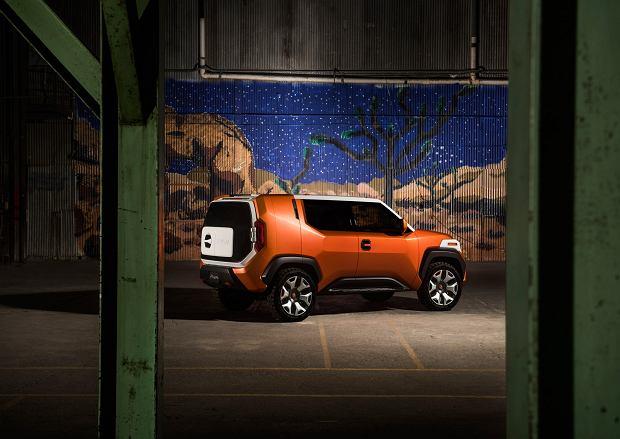 Samochód przyszłości, zdjęcie poglądowe