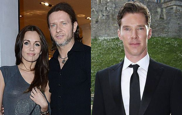 Anna Prus, Radek Majdan, Benedict Cumberbatch