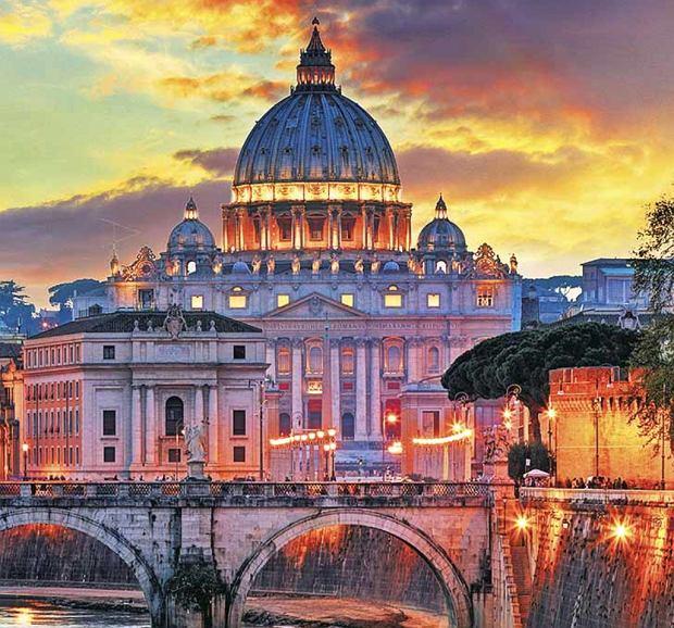 Rzym i Watykan - Doppio Italiano