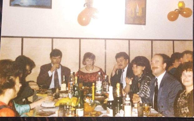 Zabawa sylwestrowa; 1989