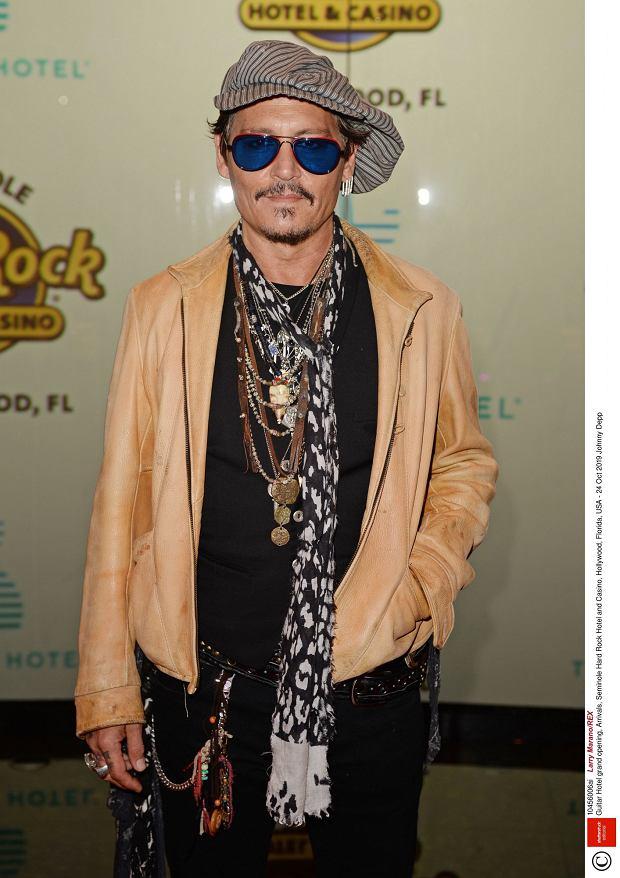 Johnny Depp, Wielkie otwarcie Guitar Hotel