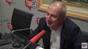 Sławomir Neumann w 'Poranku Radia TOK FM'