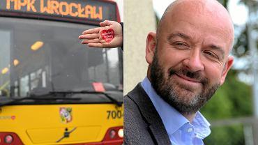 Licytacje dla WOŚP. Można wygrać autobus MPK i spacer z Jackiem Sutrykiem, prezydentem Wrocławia