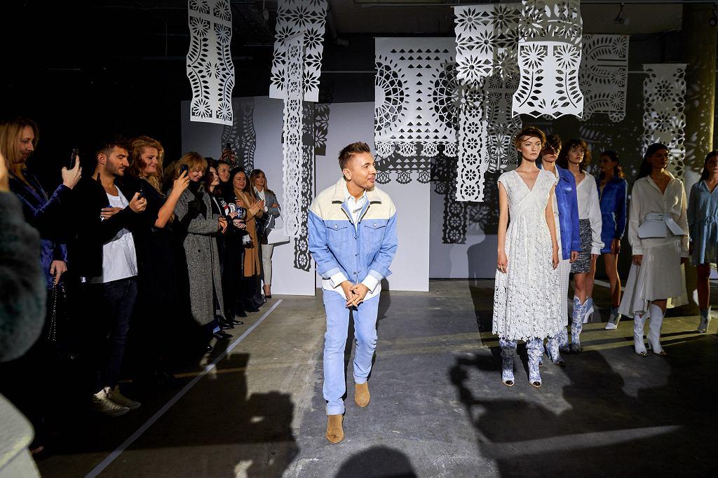 ab2c152506a08a Łukasz Jemioł pokaz kolekcji wiosna-lato 2019 [RECENZJA] | Moda i Trendy