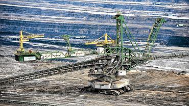 Odkrywkowa kopalnia węgla brunatnego Turów