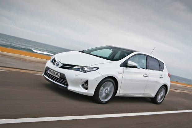 Wyprzedaż Toyoty | Hybrydowy Auris w korzystnej cenie