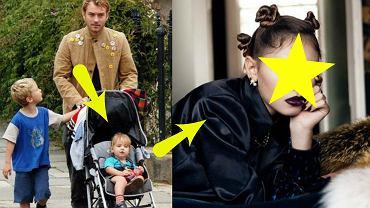 Jude Law z dziećmi