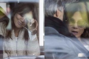 Paparazzo spotkał Kingę Rusin i Marka Kujawę na wspólnej kawie. Choć zakochani są ze sobą już wiele lat, ciągle zachowują się jak para nastolatków. Od tych zdjęć rośnie temperatura!