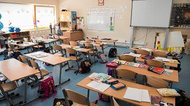 Powrót klas 1-3 do szkoły. Nauczyciele zostali przetestowani