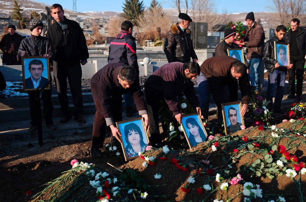 Mieszkańcy uczcili pamięć ofiar