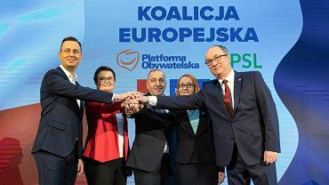 Eurowybory 2019.  Koalicja Europejska